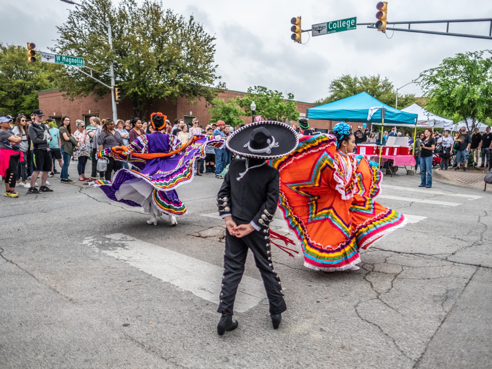 Open Streets, Fort Worth Near Southside