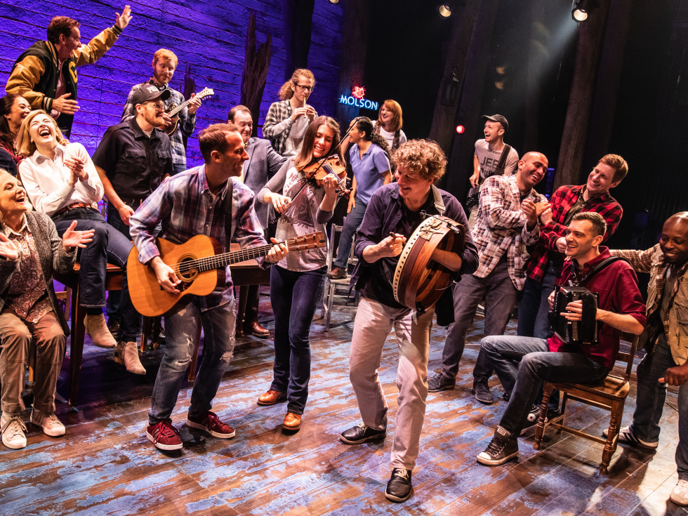Come from Away TUTS Theatre Under the Stars tour