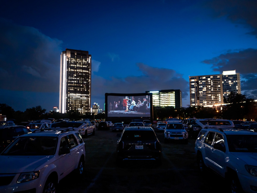 Rooftop Cinema Club: The Drive-In at The Central