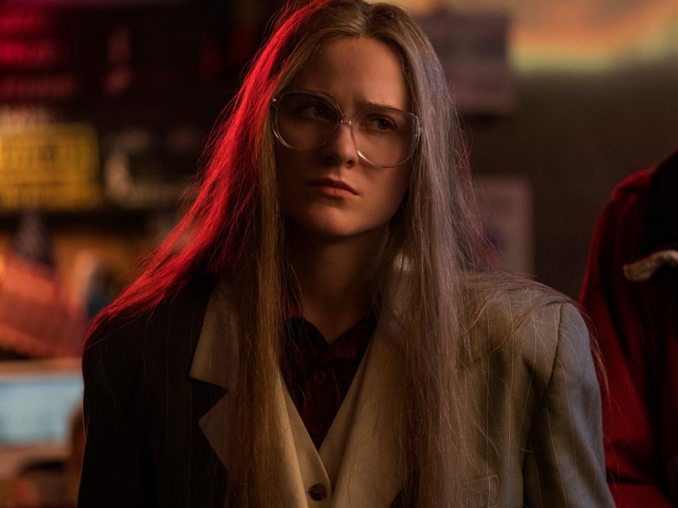 Evan Rachel Wood in Kajillionaire