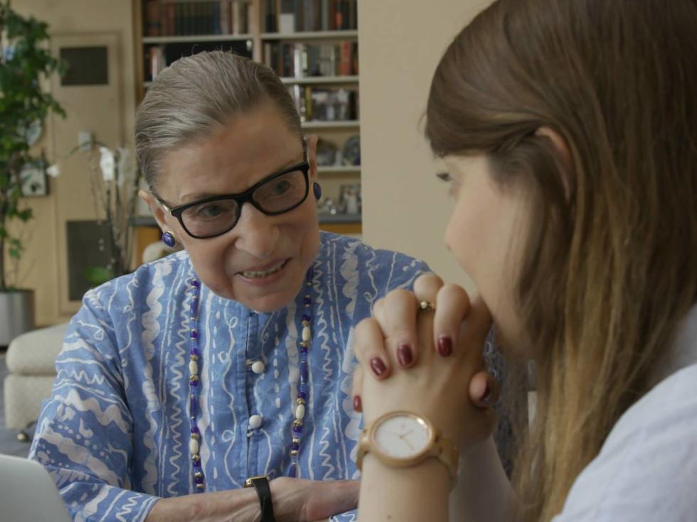 RBG film Ruth Bader Ginsburg