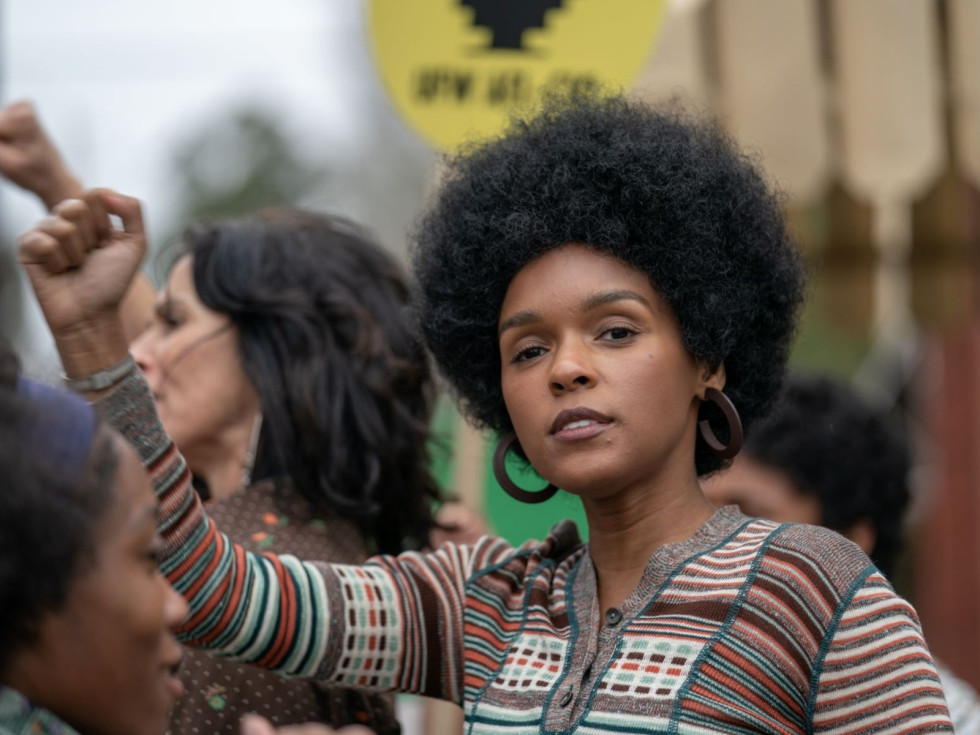 Janelle Monáe in The Glorias