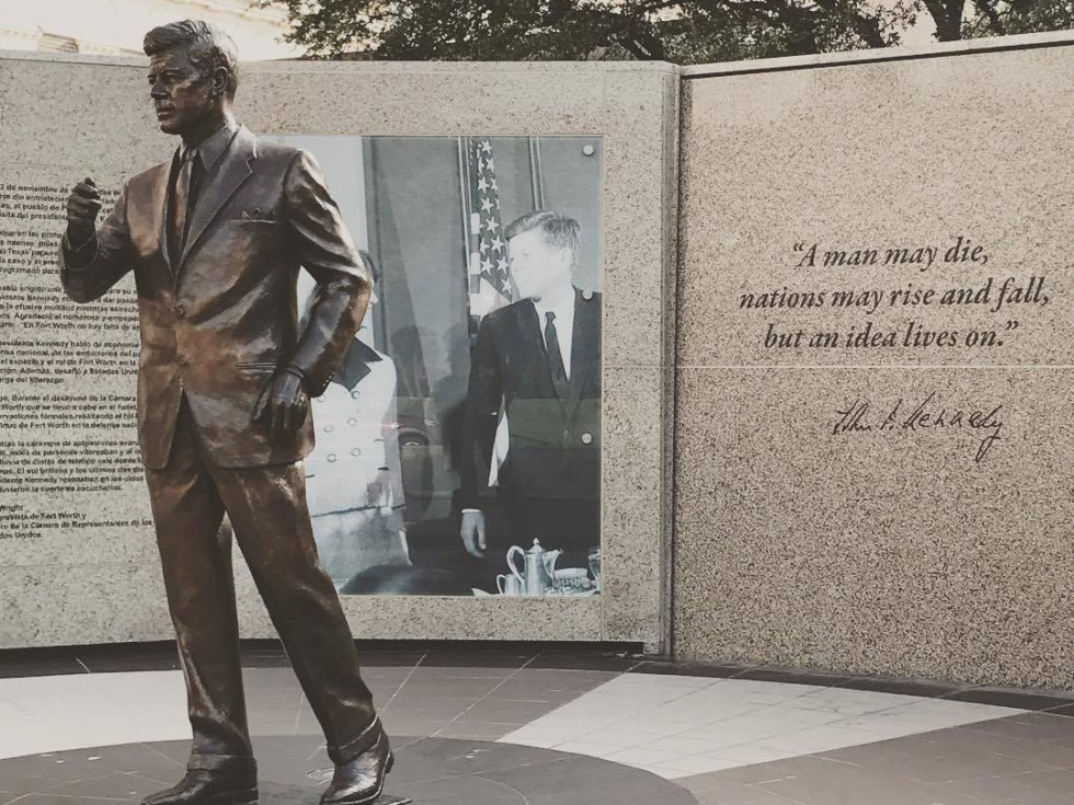 JFK Tribute, Hilton Fort Worth