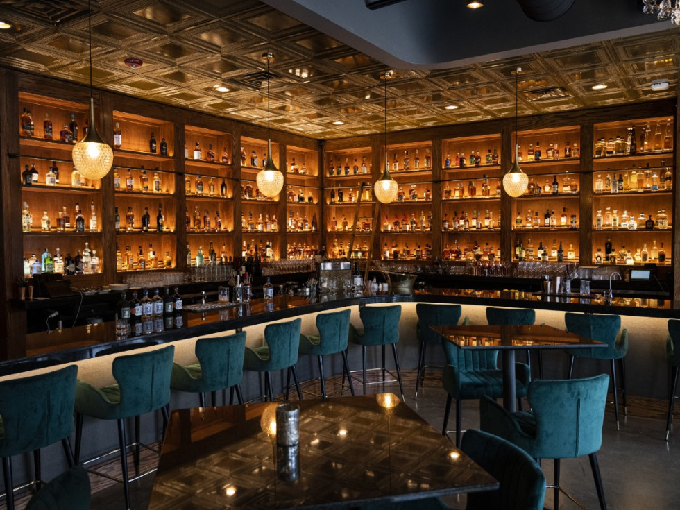 Permission Whiskey interior