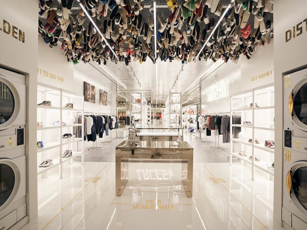 Golden Goose Houston Galleria store front