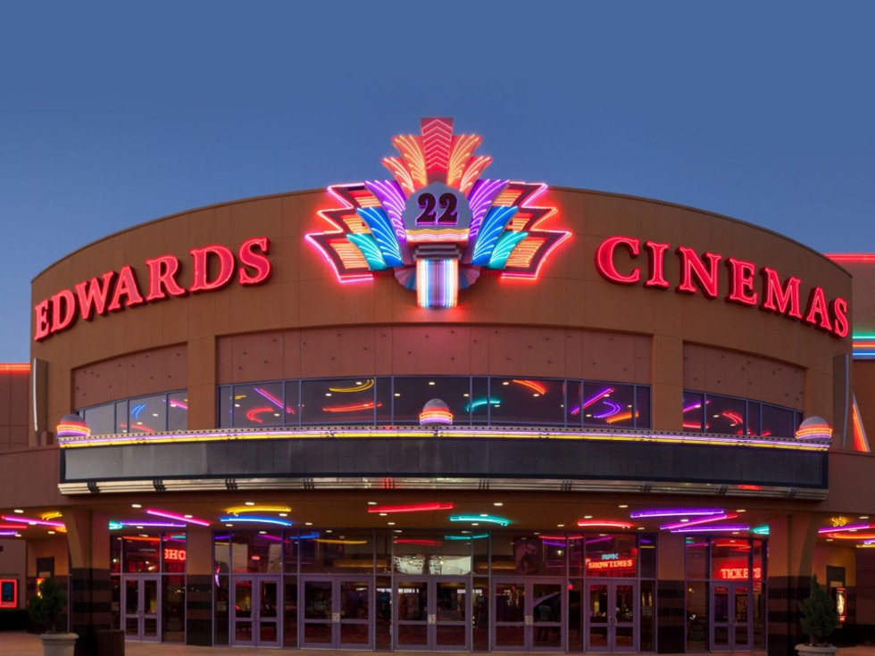 Regal Cinema Marq*E Houston
