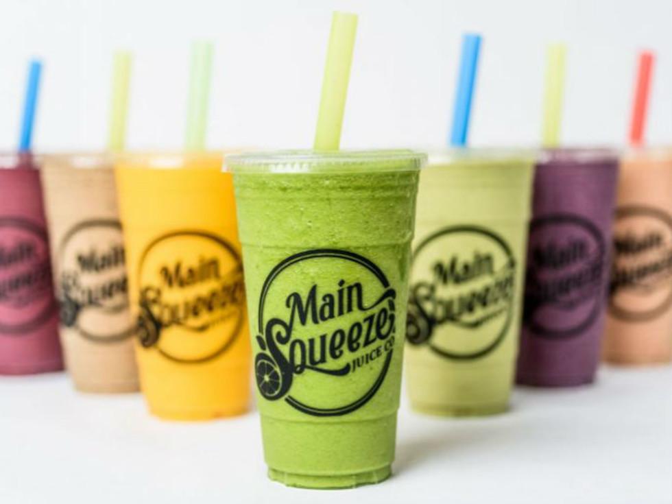 Main Squeeze Juice