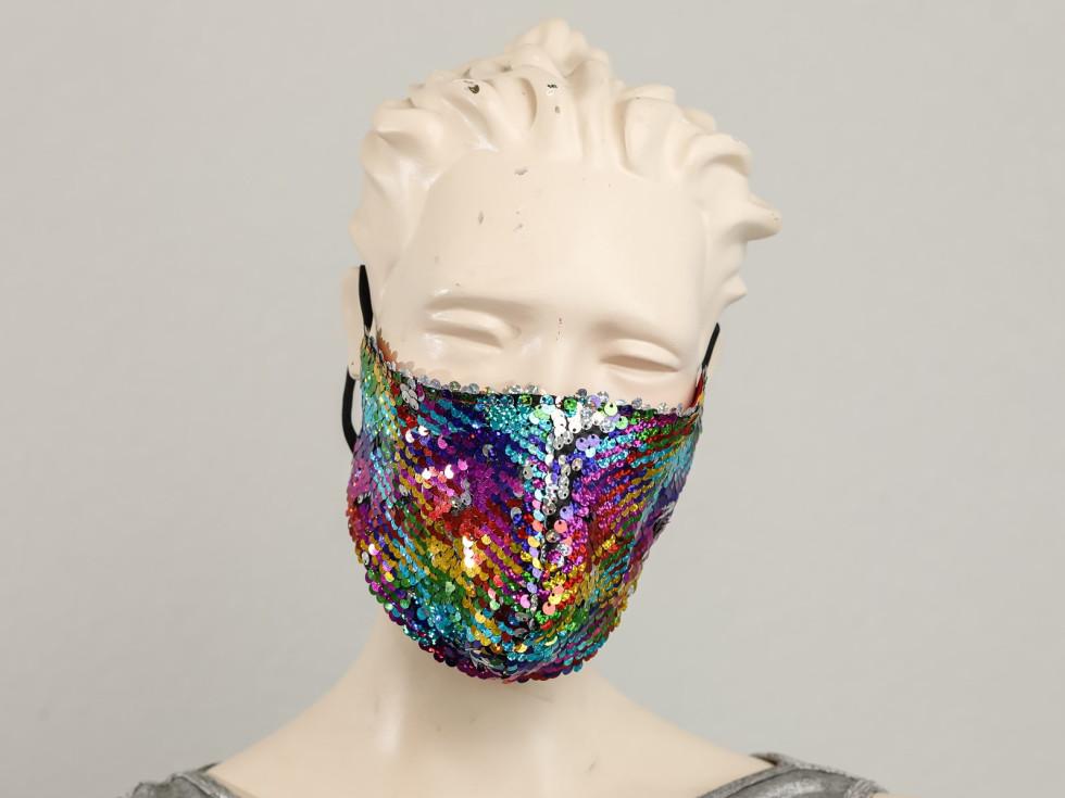 Steve Kemble mask, Fashion Meets Mask