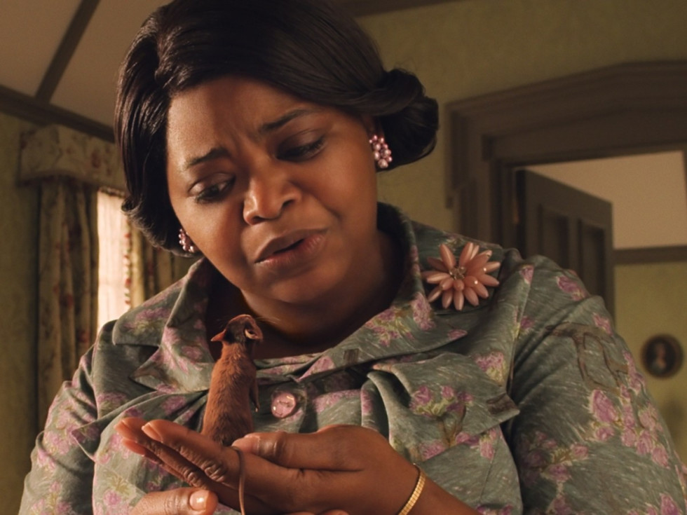 Octavia Spencer in The Witches