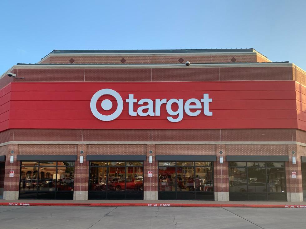 Target store Westheimer Shepherd