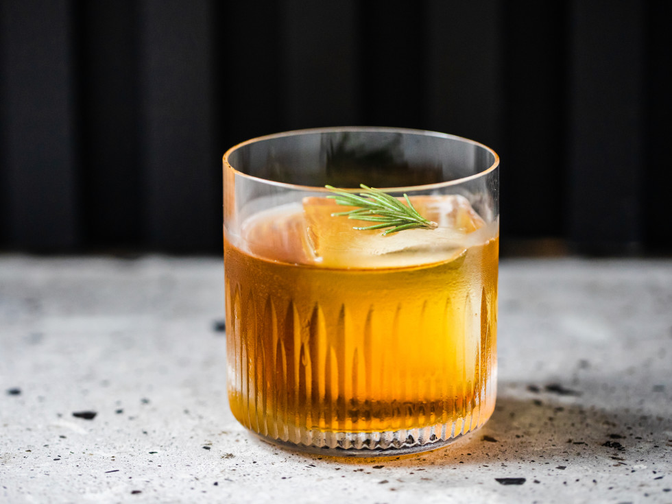 Tonight & Tomorrow La Colombe D'or cocktail