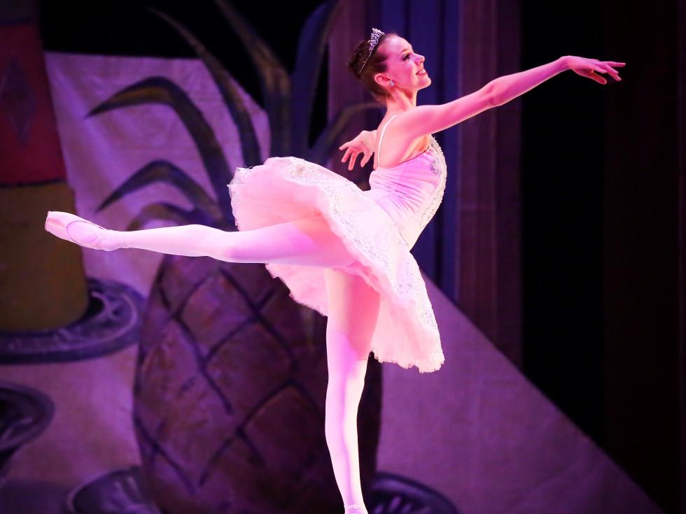 Ballet Frontier, Nutcracker