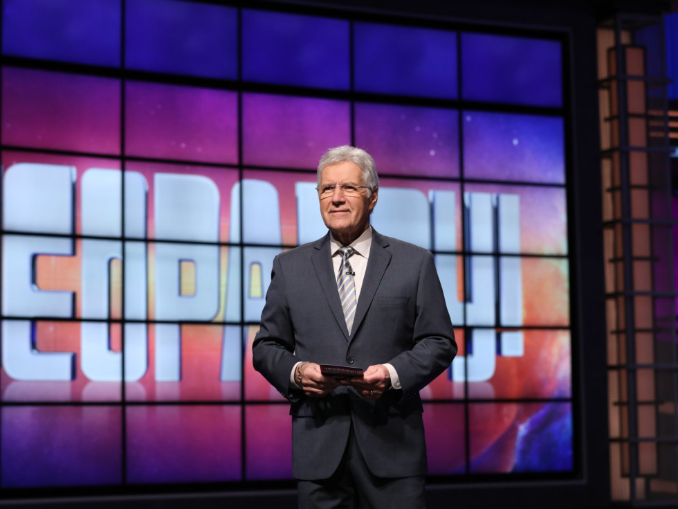 Jeopardy! Alex Trebek Jeopardy