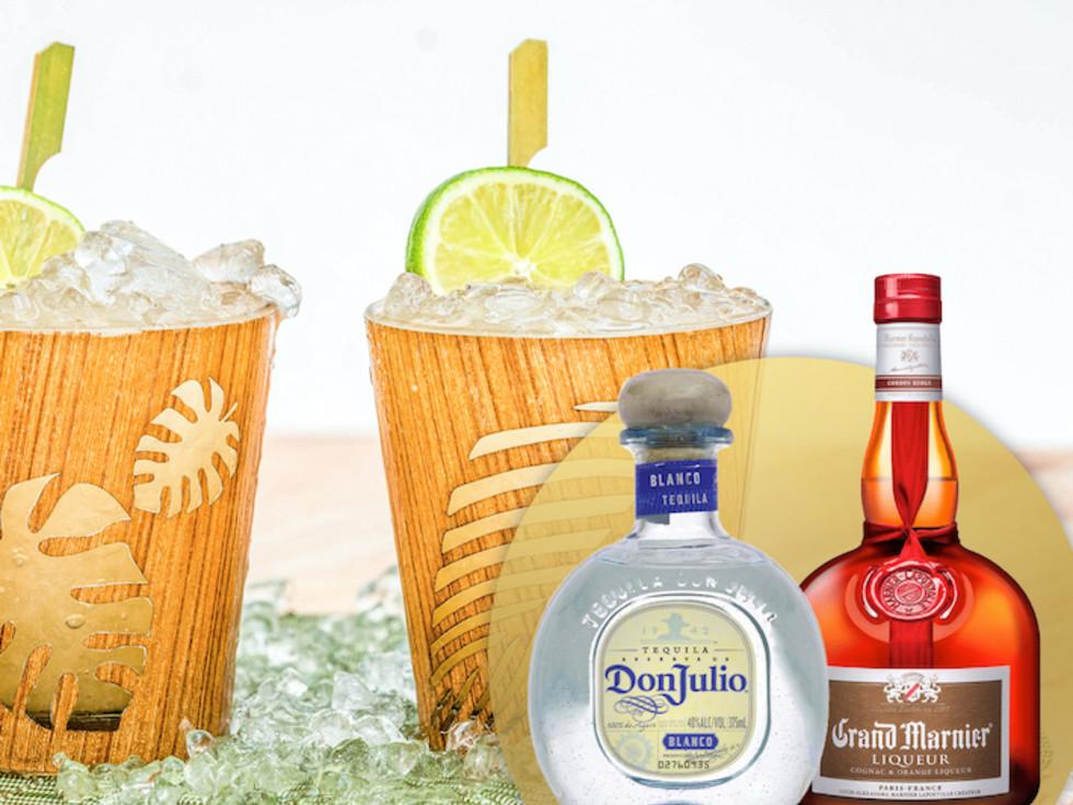 Margarita cocktail combo pack