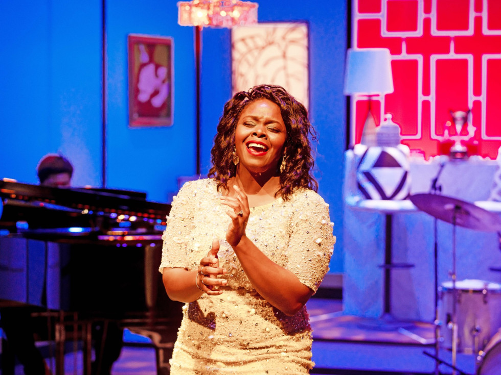 WaterTower Theatre presents Ella's Swinging Christmas: A Tribute to Ella Fitzgerald