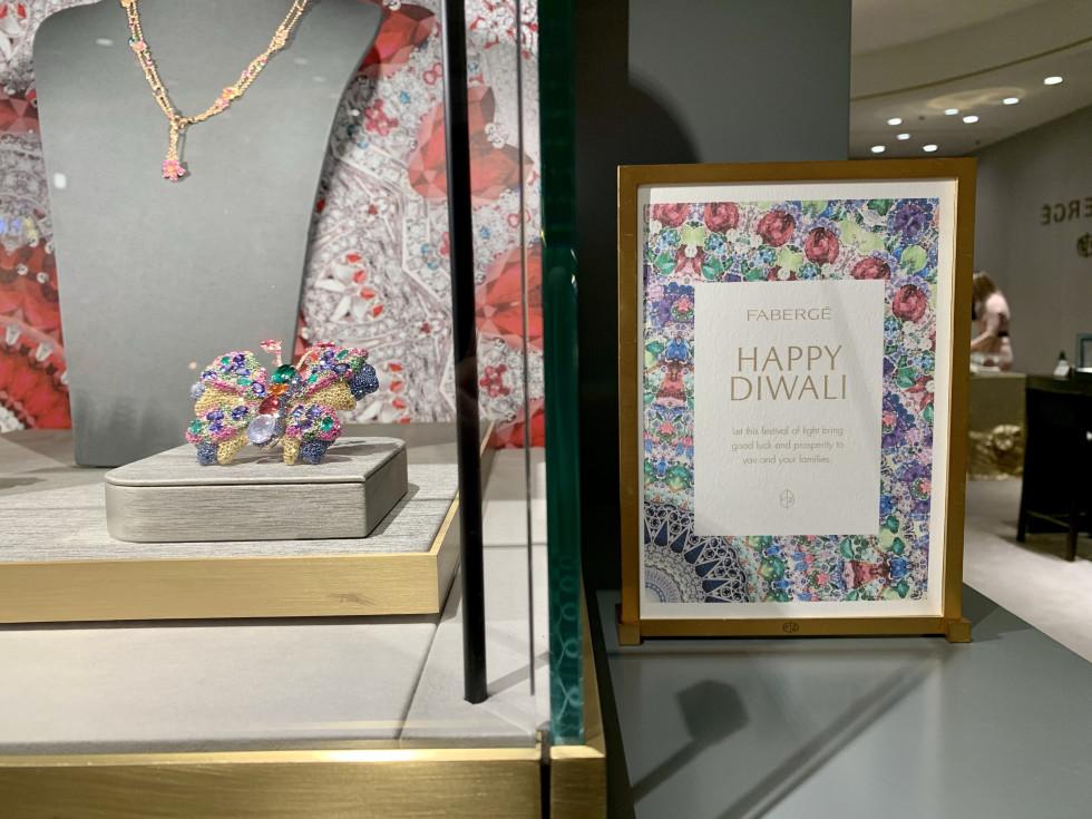 LCA Houston Faberge Diwali 2020