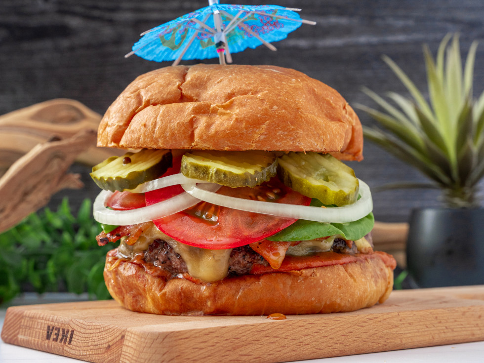 Good Vibes Burger