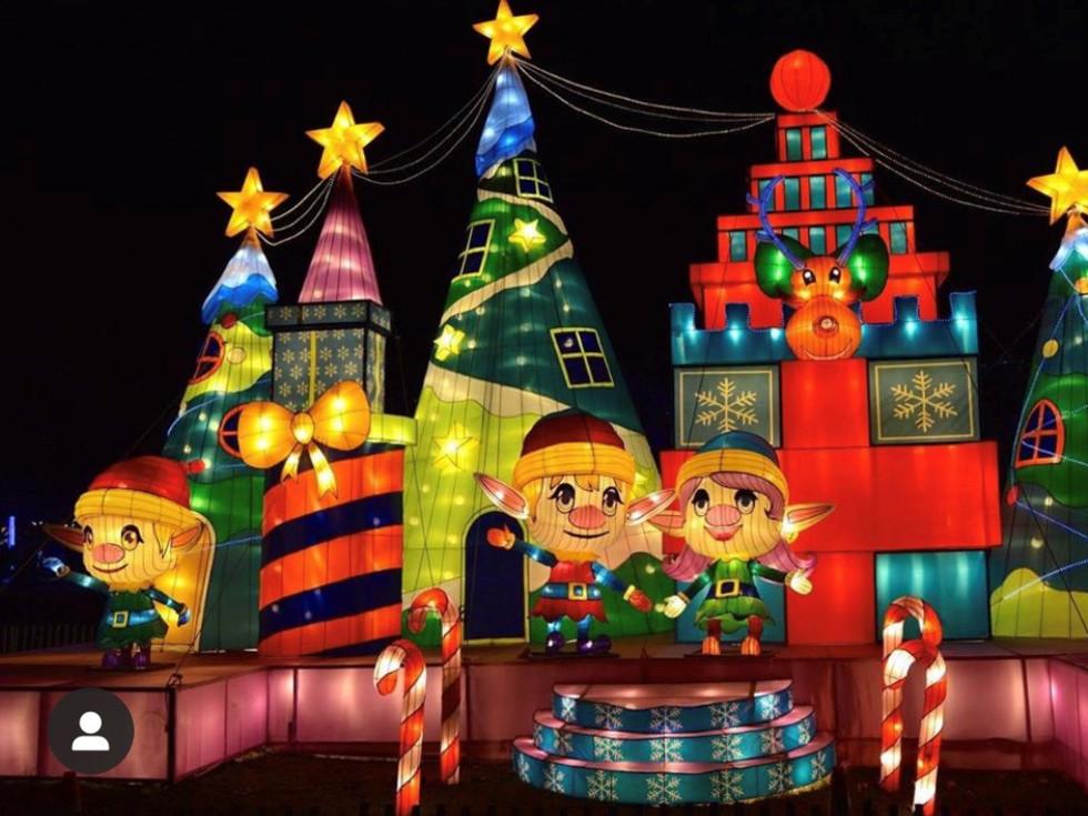 Yuletide Bright, Lone Star Christmas, Gaylord Texan