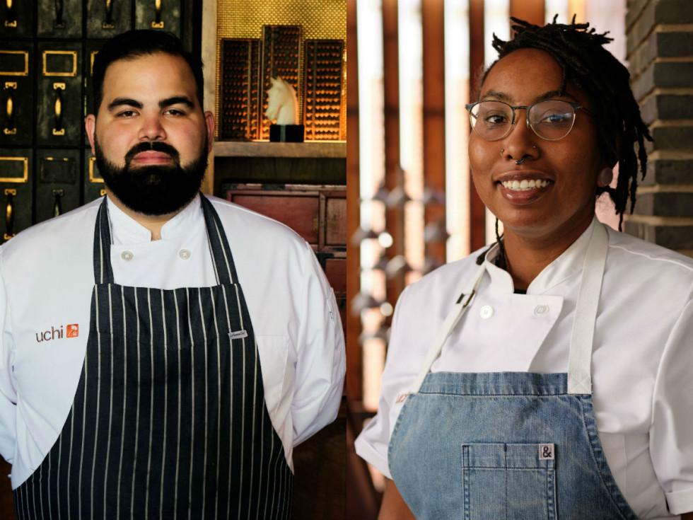 Uchi Dallas chefs