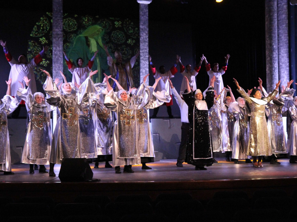 Musical Theatre of Denton presents Sister Act