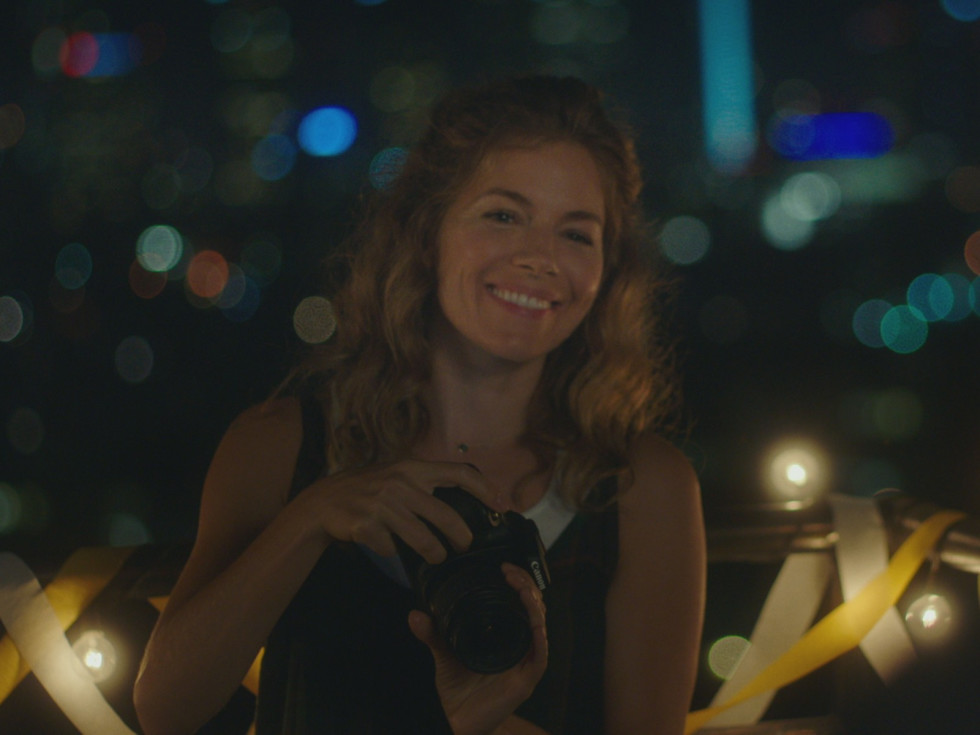 Sienna Miller in Wander Darkly