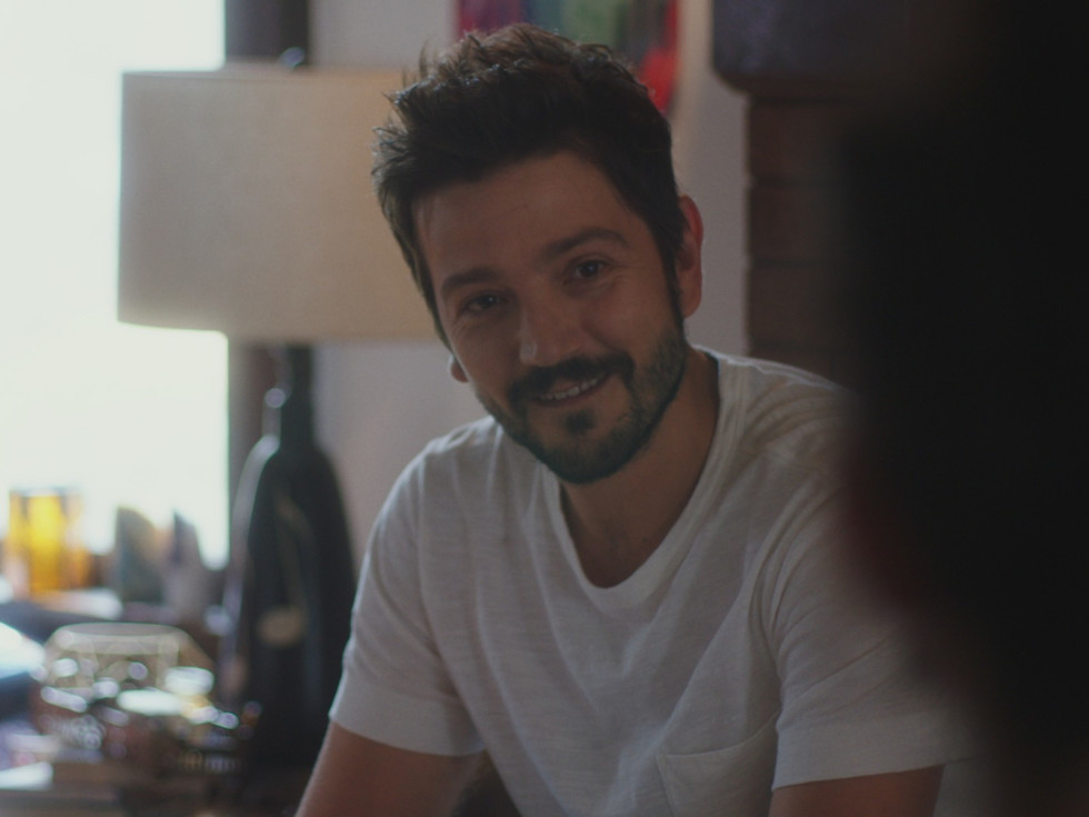 Diego Luna in Wander Darkly