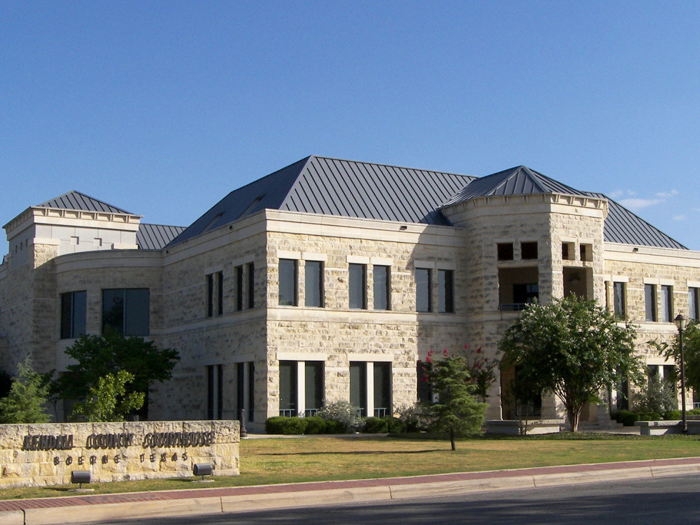 Kendall County Courthouse Boerne