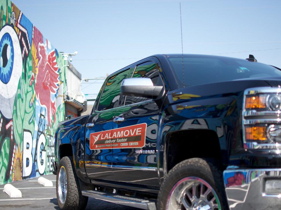 Dallas truck