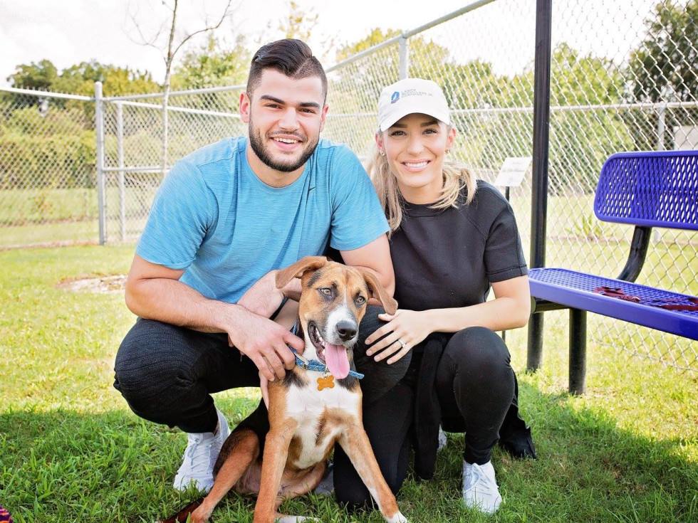 Lance McCullers Jr Kara dog foundation