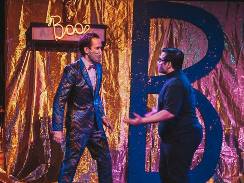 The Bippy Bobby Boo Show at Theatre Three
