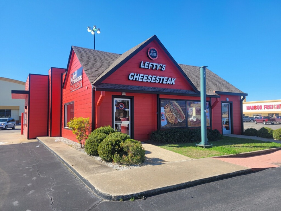 Lefty's Cheesesteaks Federal Rd exterior