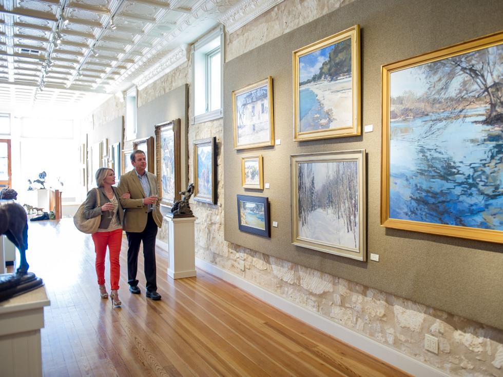 Insight Art Gallery in Fredericksburg
