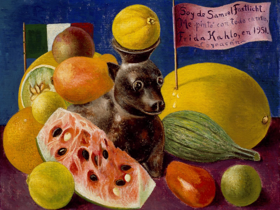 Frida Kahlo, Still Life, 1951