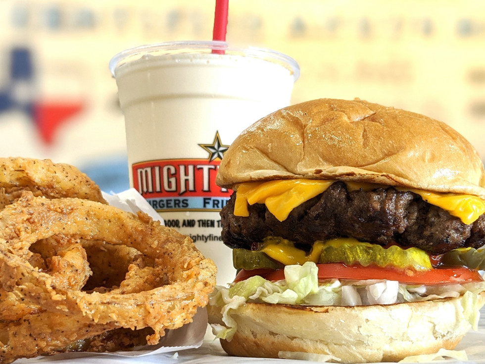 Mighty Fine Burgers, Fries & Shakes in Austin