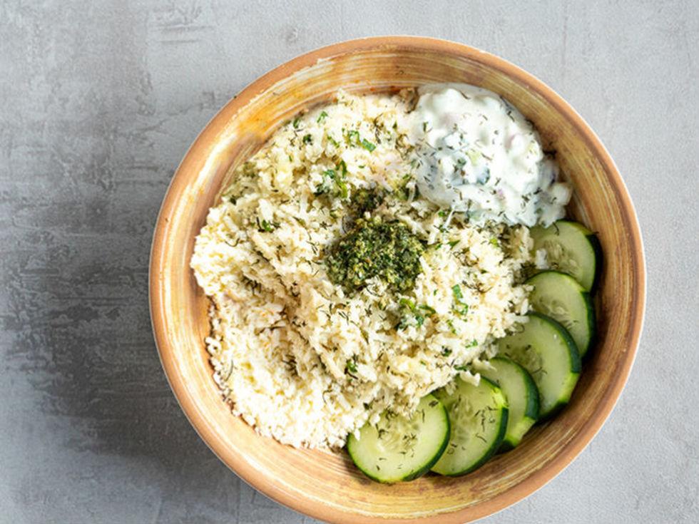 Zoe's Kitchen cauliflower