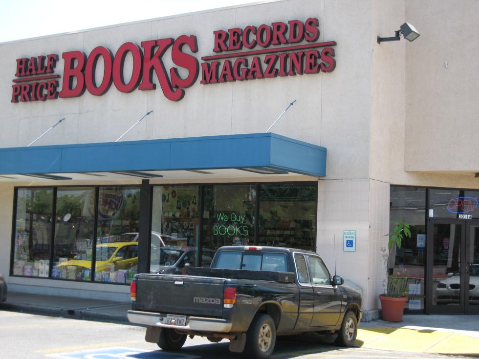 Half Price Books Montrose