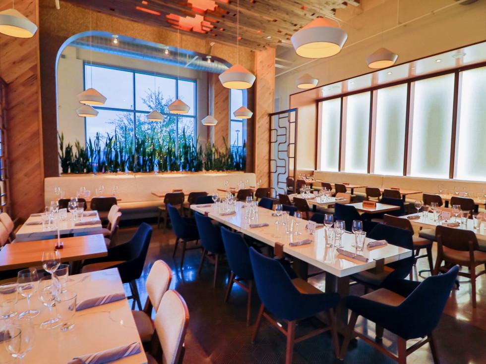 Bocca restaurant interior