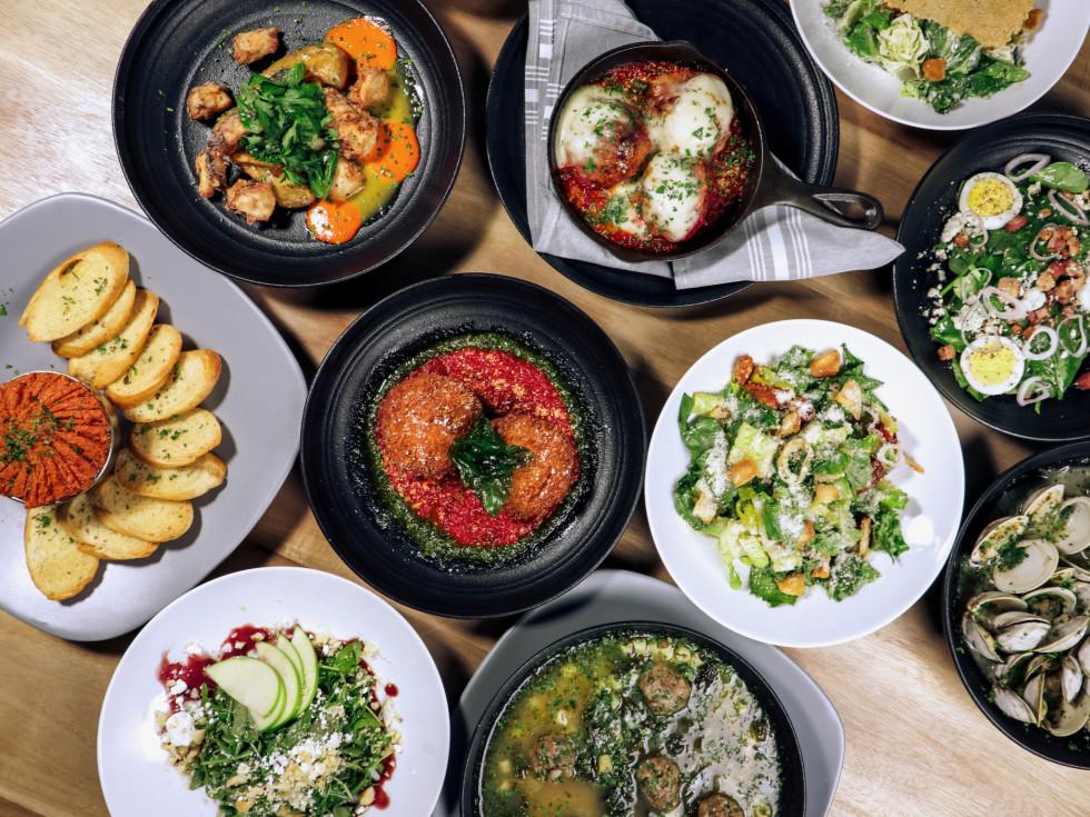 Bocca restaurant small plates