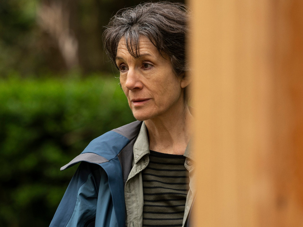 Harriet Walter in Herself