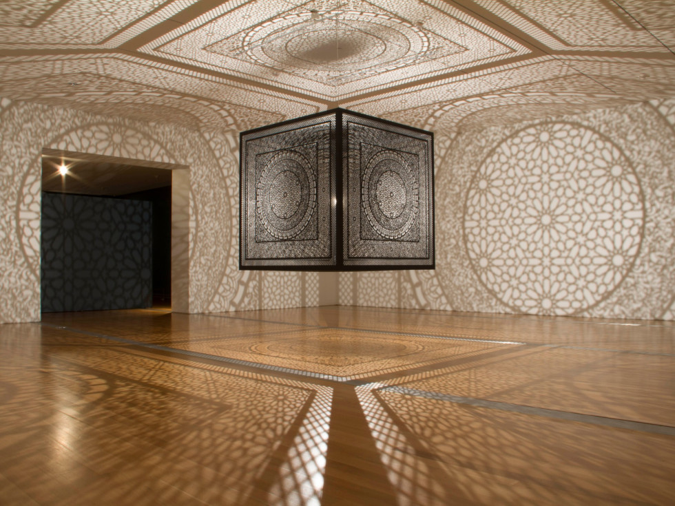 "Amon Carter Museum of American Art presents ""Anila Quayyum Agha: A Beautiful Despair"""