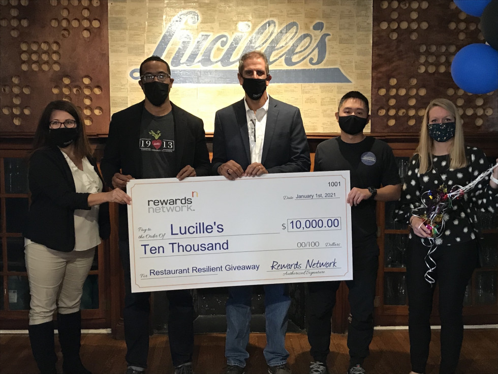 Lucille's Rewards Network