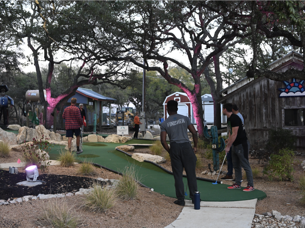 Dreamland Dripping Springs mini golf