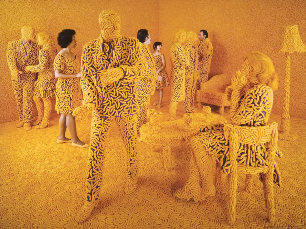 Sandy Skoglund The Cocktail Party