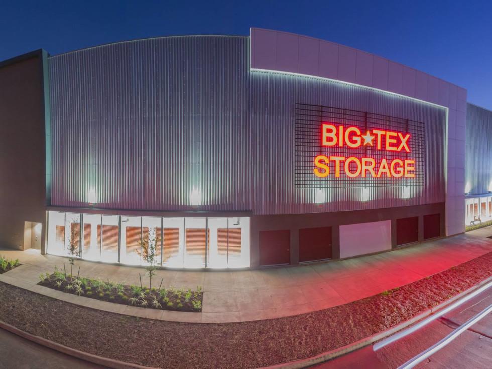 Big Tex Storage Houston