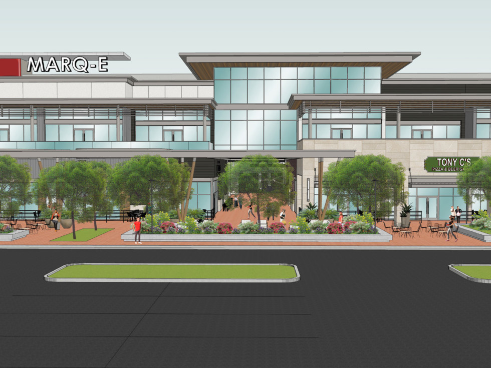 MarqE Spring Branch rendering