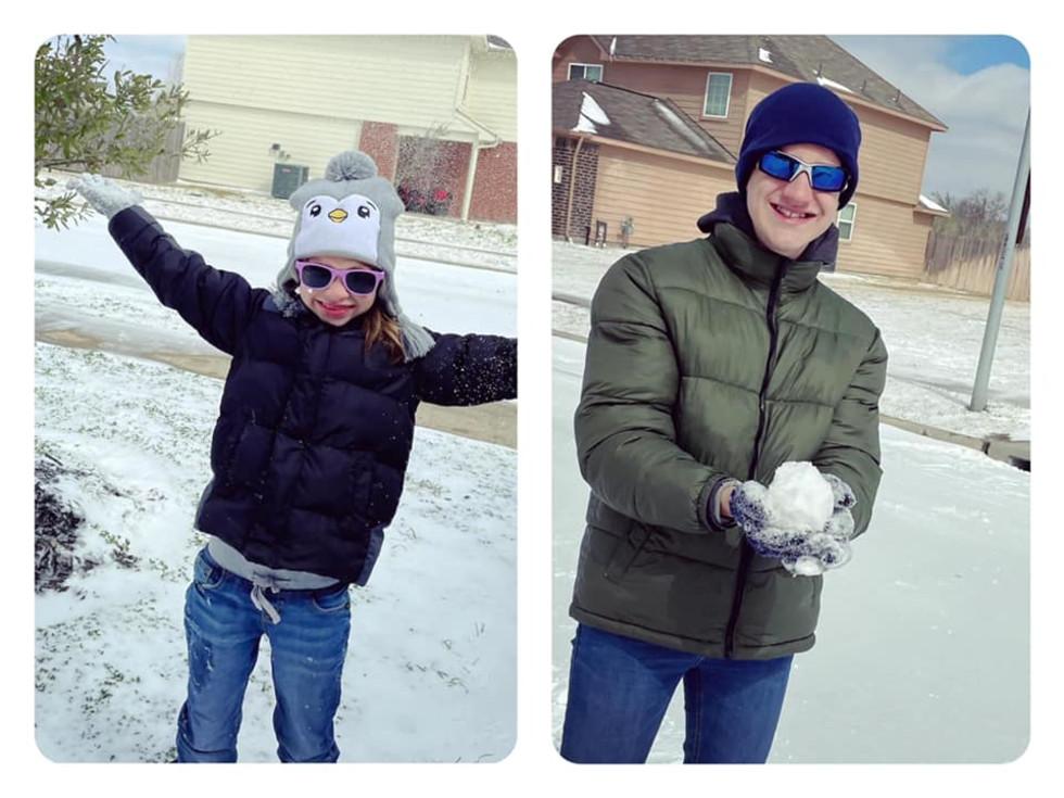houston snow 2021 katy
