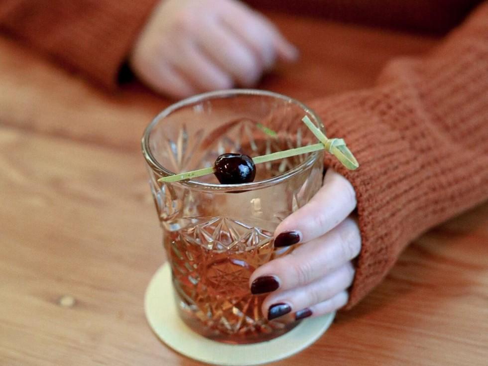 Proper cocktail