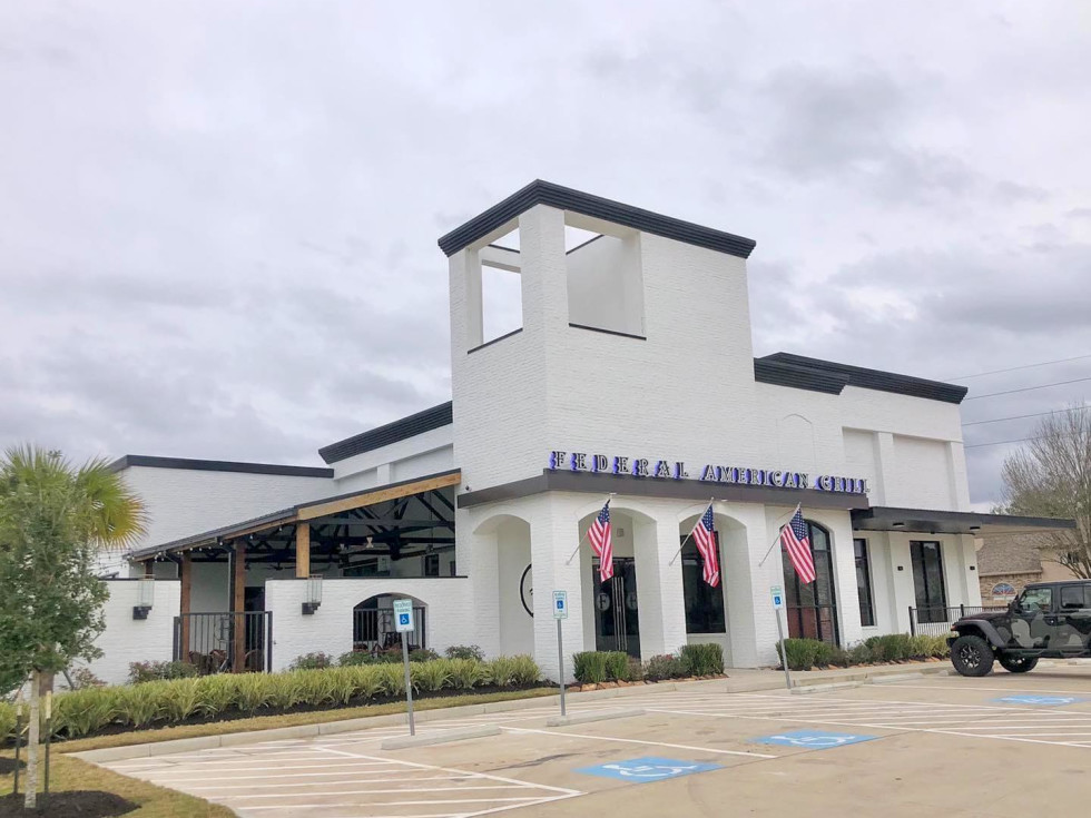 Federal Grill Katy exterior