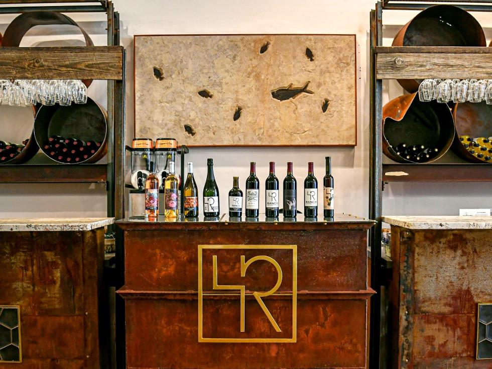 4R Ranch wine