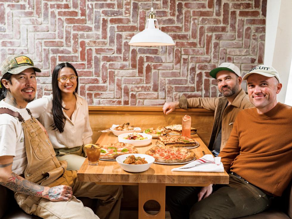 Love Supreme Pizza Bar